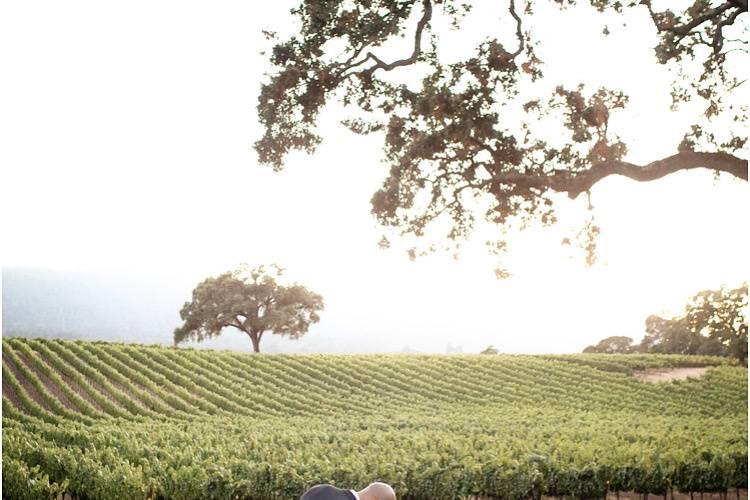Vineyard kiss