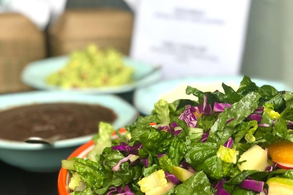Semilla signature salad