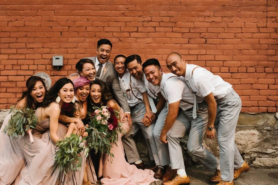Aster + Birch Weddings