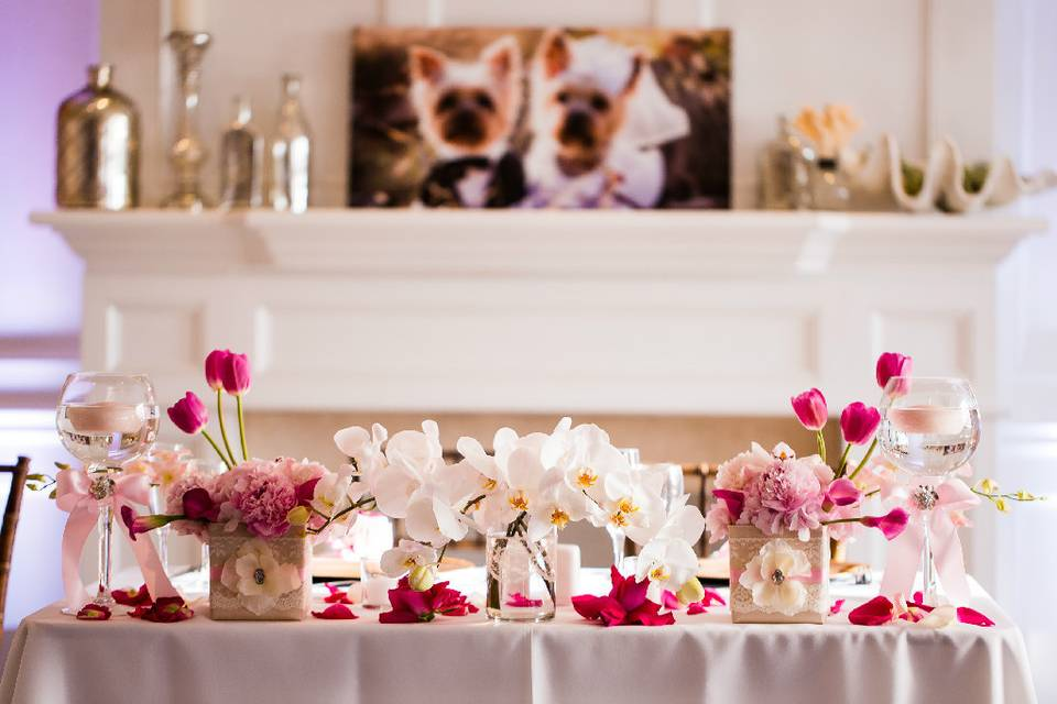 A Touch of Lavender Wedding Coordination & Floral Design