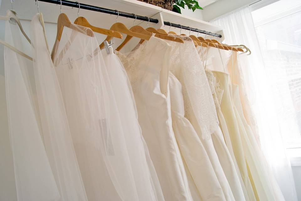 Dresses to choose from
