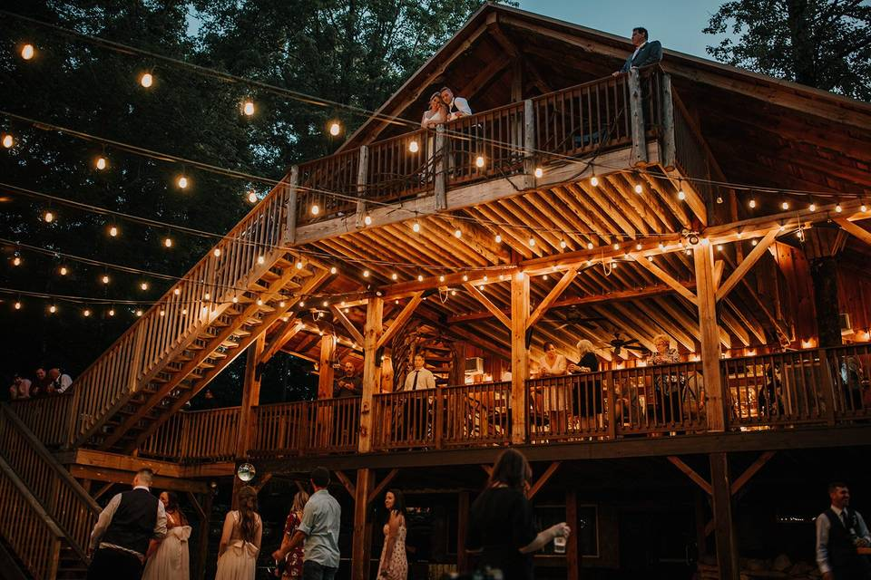 The Mohicans Treehouse Resort and Wedding Venue