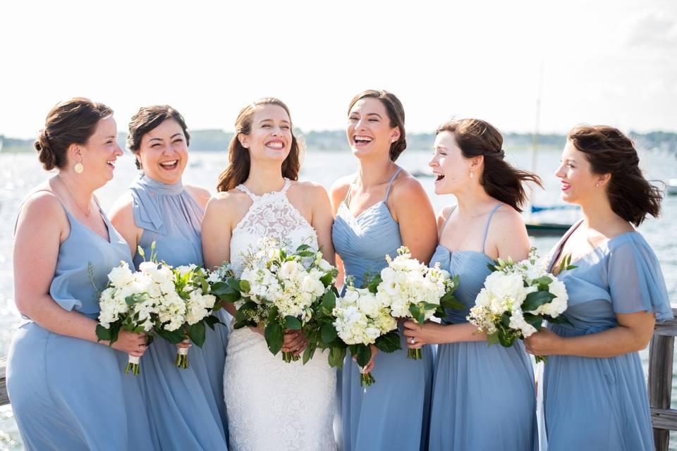 Weddings at the Herreshoff!