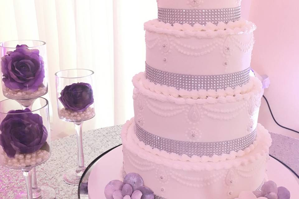 Four tiers