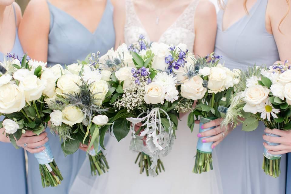 Wedding florals