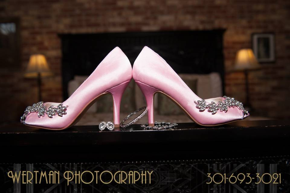 Rings and shoes