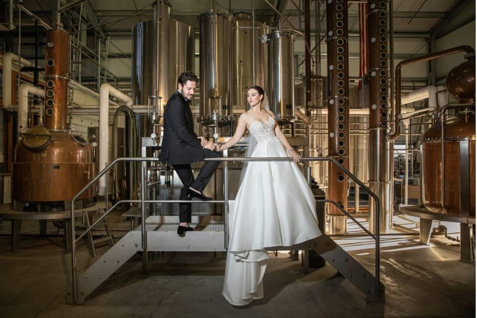 Hanson of Sonoma Distillery