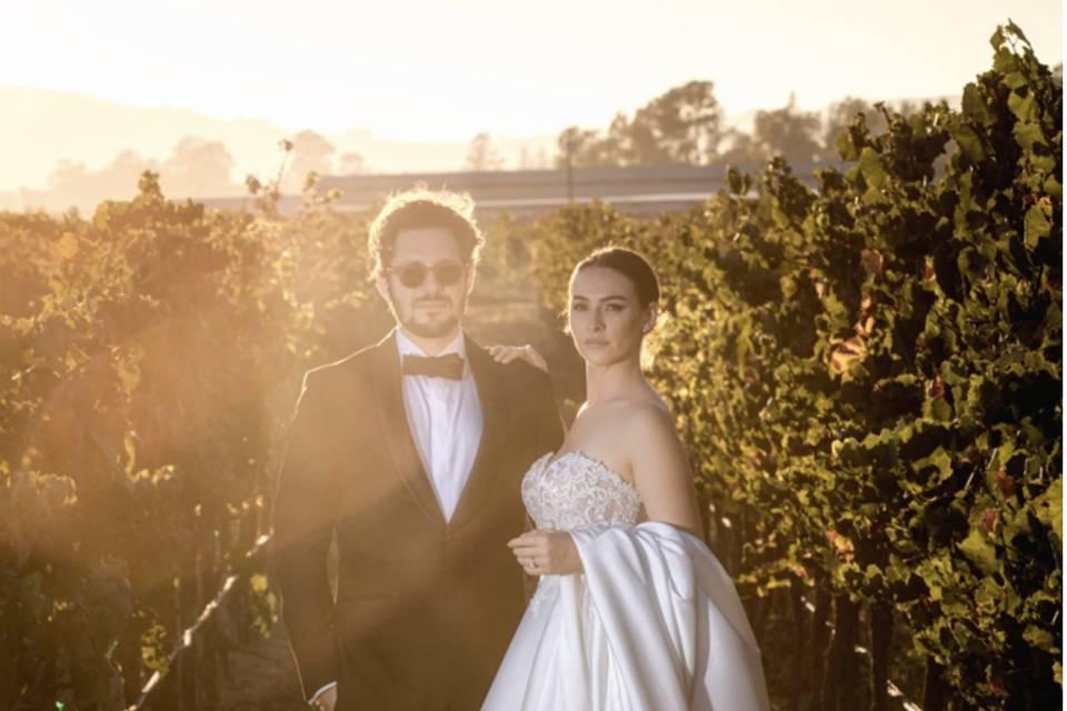 Wedding at Hanson Distillery