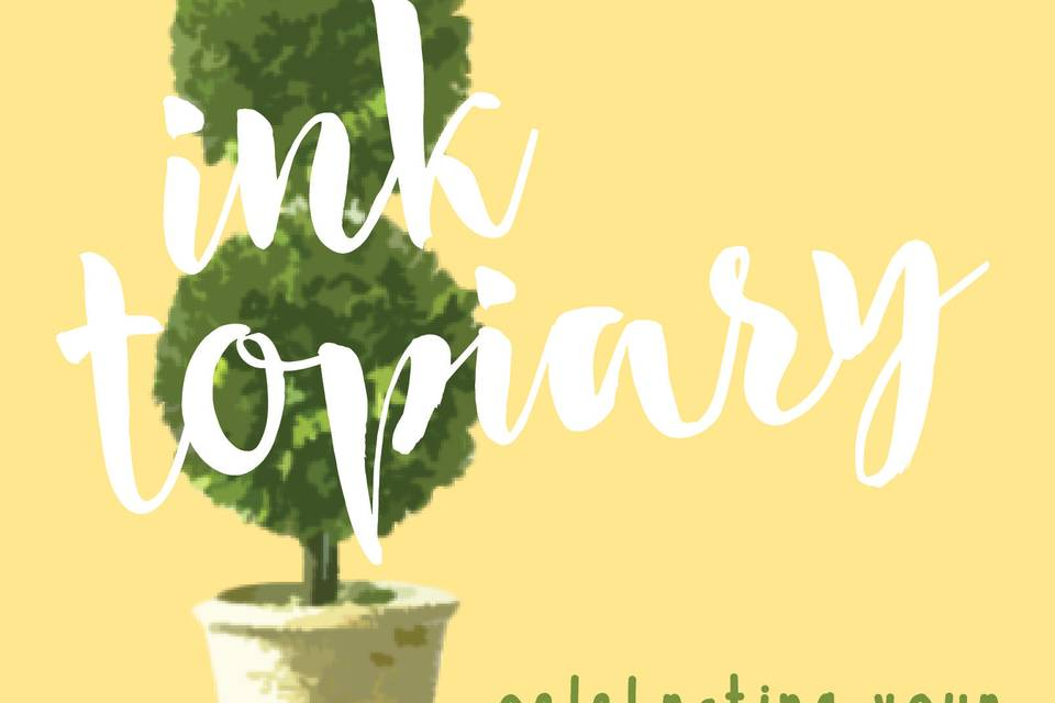 Ink Topiary