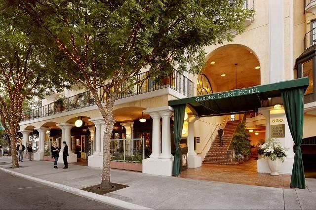 el PRADO (formerly known as Garden Court Hotel)