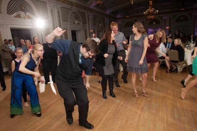 Keeping the dancefloor full
