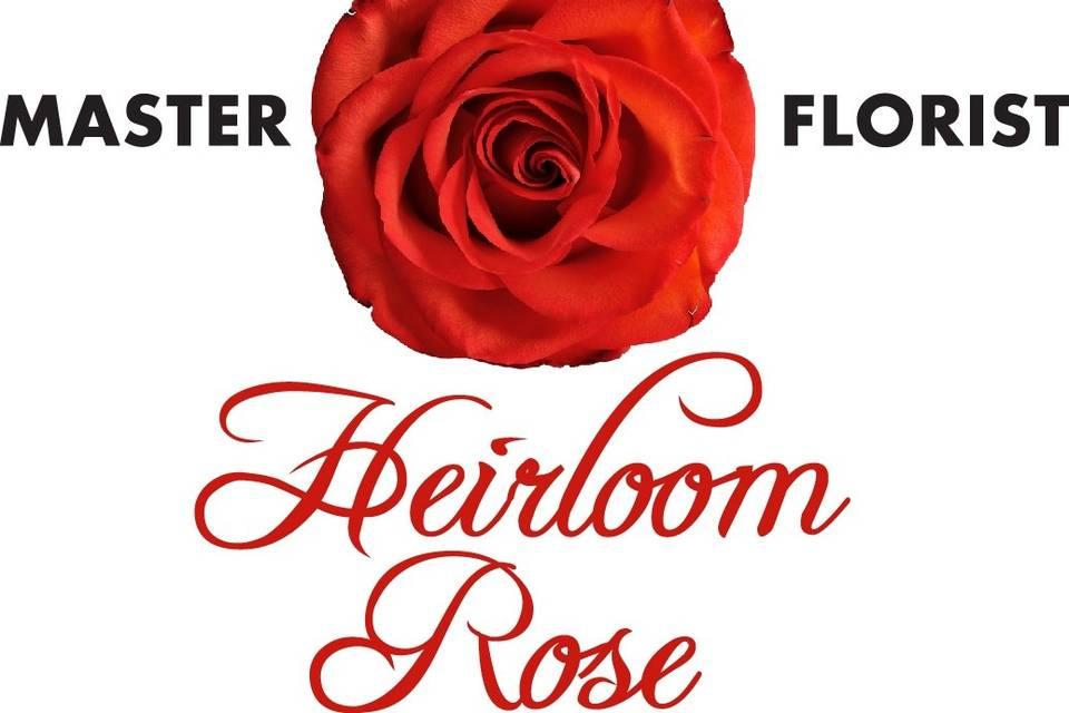 Heirloom Rose Master Florist