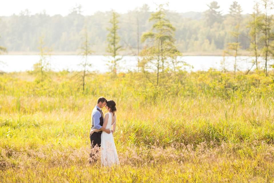 Wisconsin Summer Wedding
