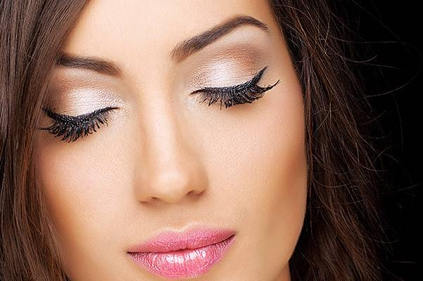 Butterfly Kisses Makeup