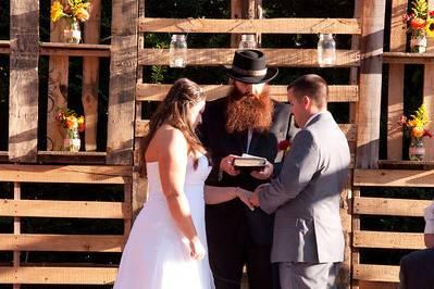 Clarksville Wedding Minister