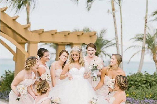 Bella Bridesmaids Baltimore