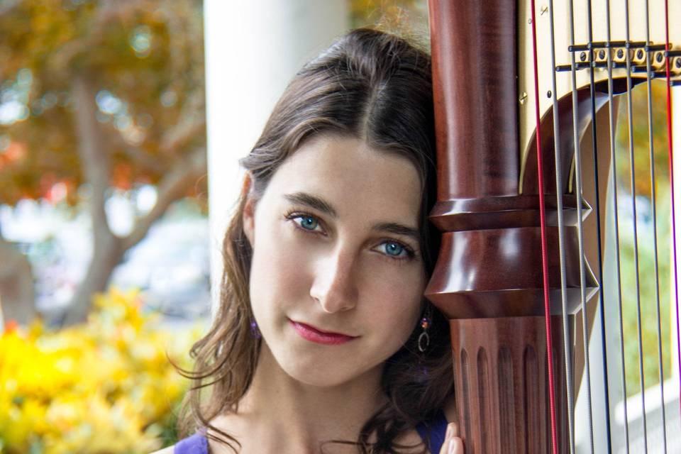 Abigail Sliva Harp