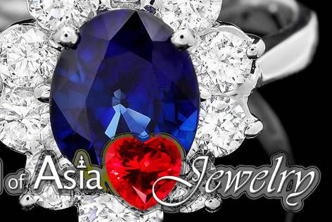 Soul of Asia JEWELRY
