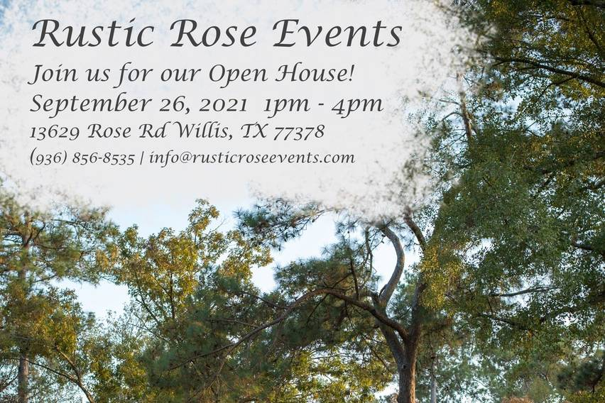Rustic Rose Events
