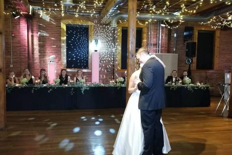 A romantic waltz