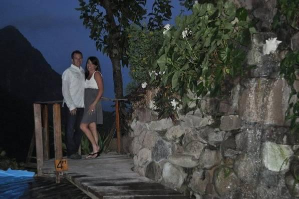 St. Lucia - Ladera Resort