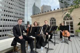 Vanguard String Quartet Ensemble