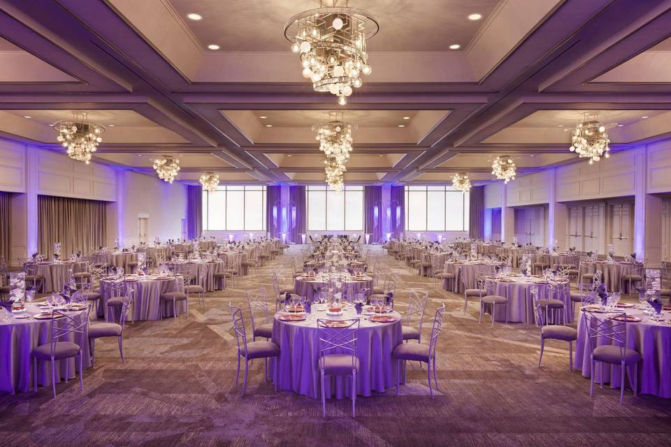 The Fairmont Hotel Dallas