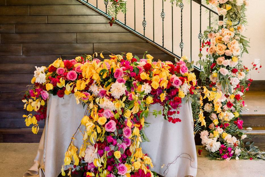 Stairway arrangement