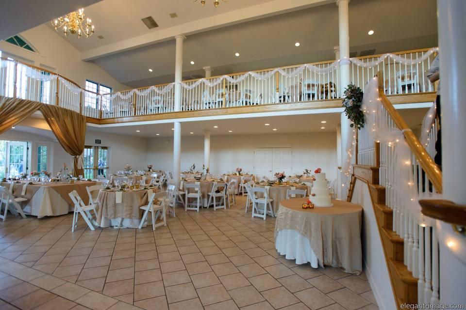 Lionscrest Reception Ballroom