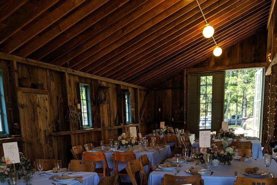 Wedding at Pearson ranch