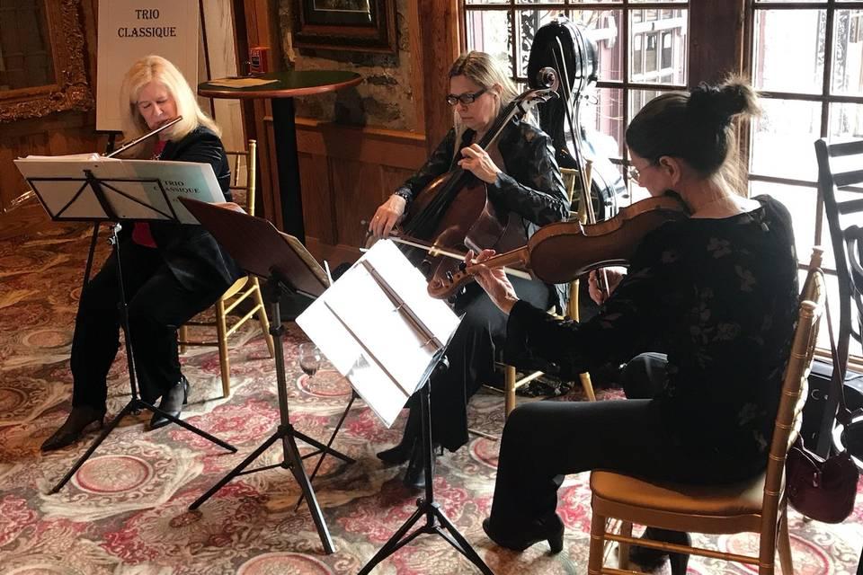 Trio Classique by Michel Entertainment