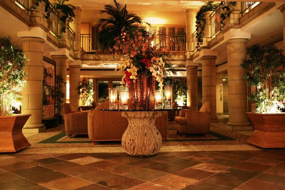 The Atrium Hotel