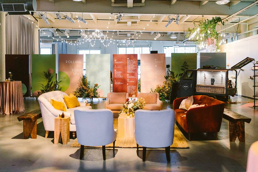 Moulin Reception Lounge