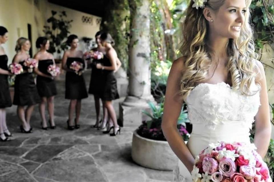 Shady Canyon Club Wedding