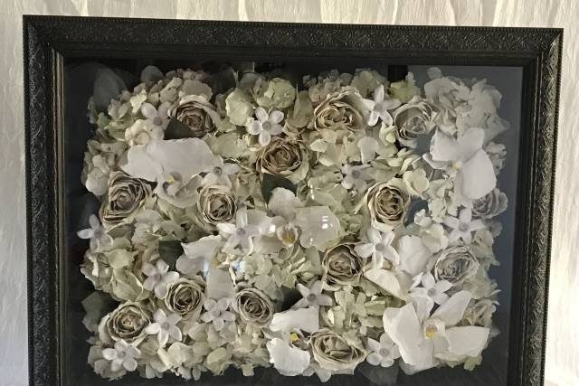 Freshly Preserved Flowers by Timeless Moments