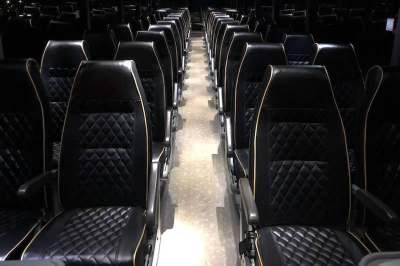 Limo seats