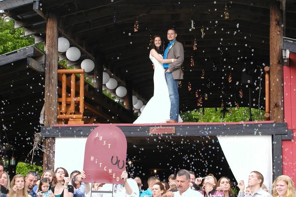 Winding Creek Farm and Wedding Barn