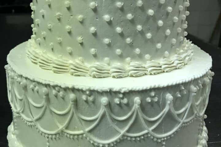 Cake in Production