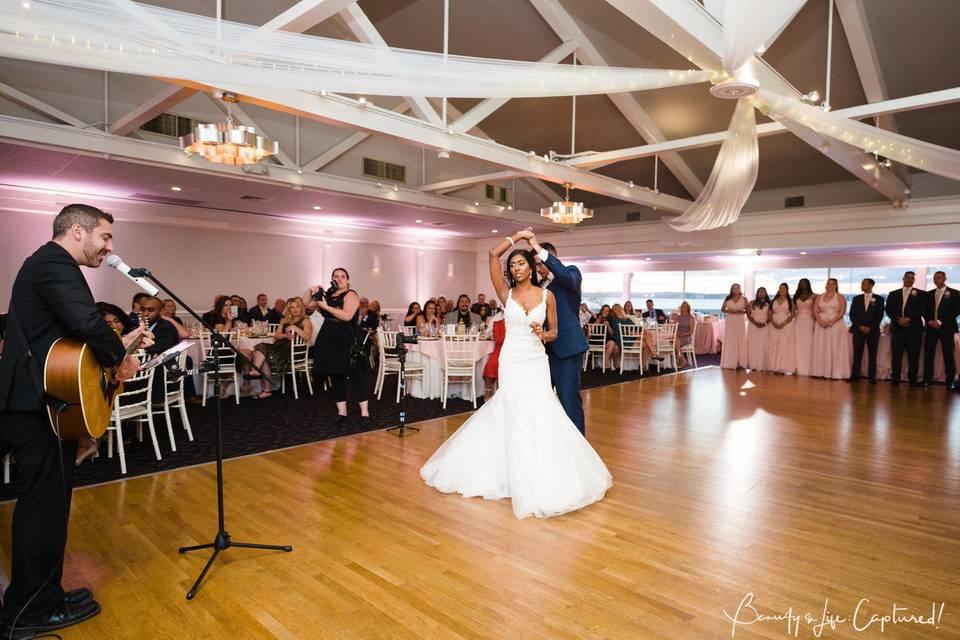 Connecticut Wedding Singer 13