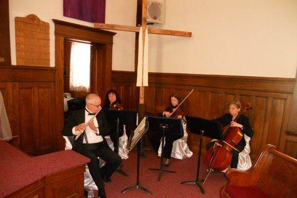 A Touch of Woodwinds