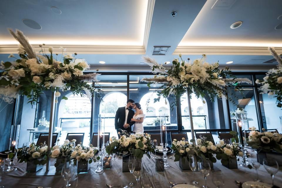 Micro Wedding Reception