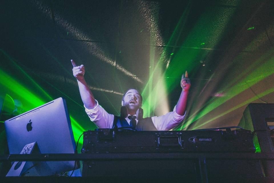 TJ the DJ