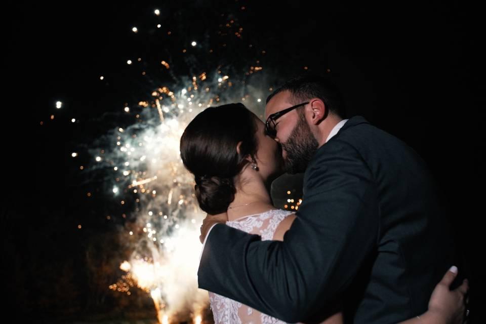 Beautiful firework show!
