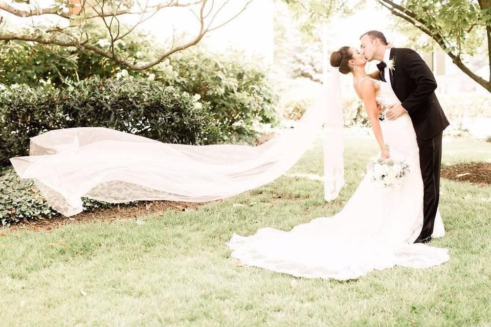 Baltimore Bridal Hair