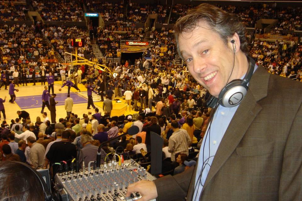 Engineering Lakers on KLAX
