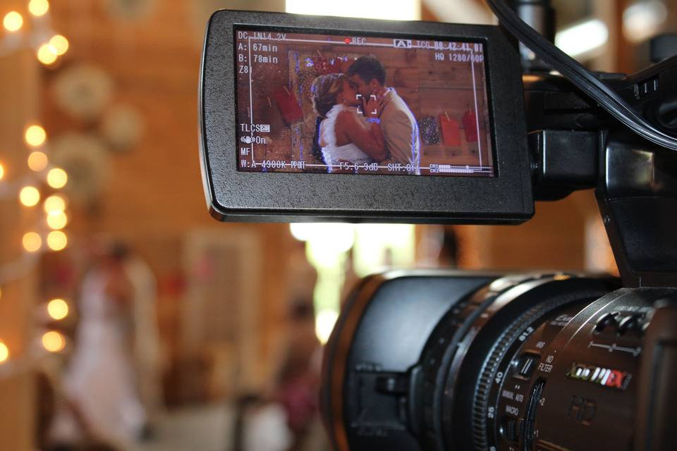 The wedding day goes by so fast and becomes a blur soon after it's over.  Remember it forever with All Occasion Video!