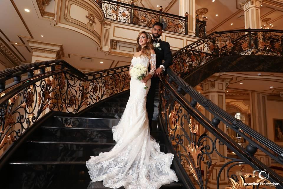 Exotic Wedding Portraits
