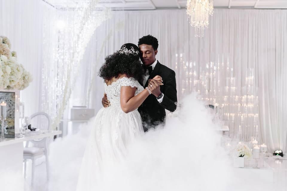 Elysian wedding decor
