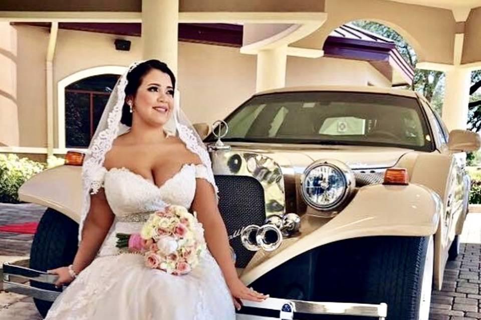 Bride and ride