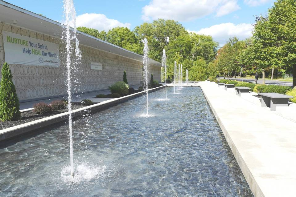 Exterior view of Unitarian Universalist Society of Schenectady